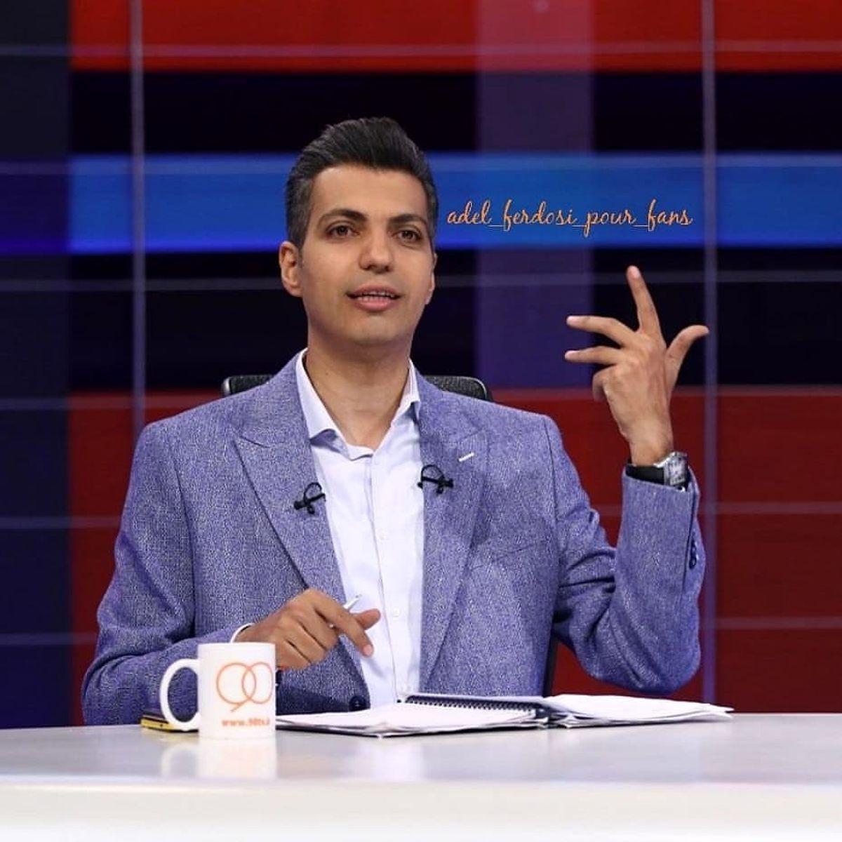 واکنش عادل فردوسی پور به وعده وزارت