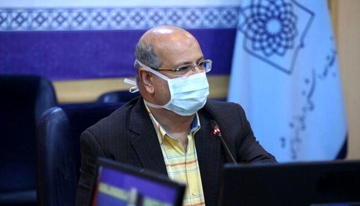 چند درصد مردم تهران واکسینه شدند؟