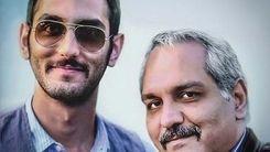 گاف بزرگ مهران مدیری با بازیگر زن