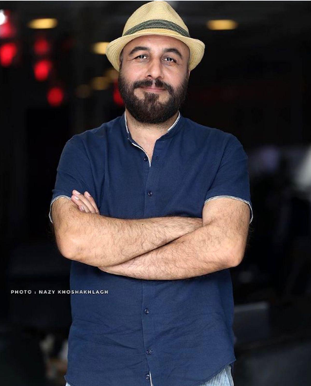 بیوگرافی رضا عطاران + تصاویر