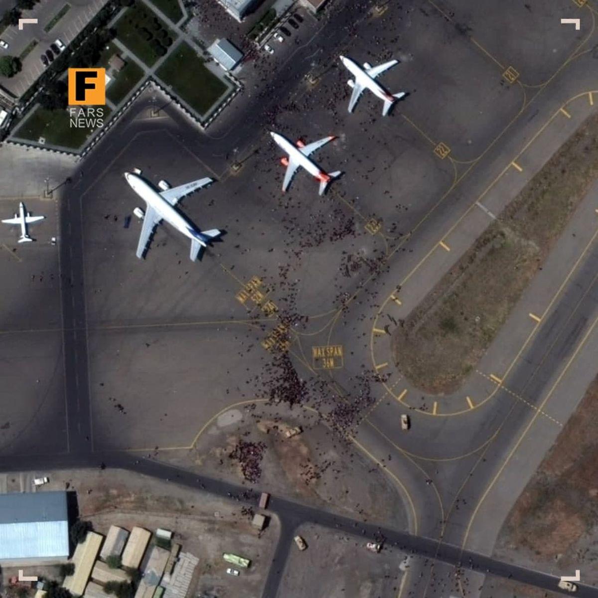 گزارش ارتش انگلیس از تعداد افغانهای کشته شده در فرودگاه کابل