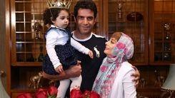 عکس خصوصی و خانوادگی یکتا ناصر لو رفت
