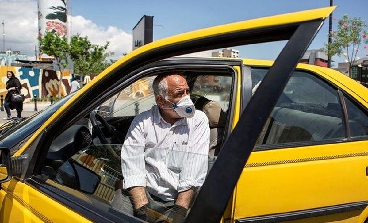 هشدار به تاکسی دارانی که قصد واکسینه شدن ندارند