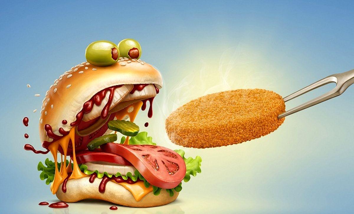 غذای سالم برای شام + جزئیات