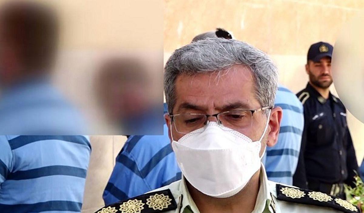 آدمکشی با قمه و شمشیر در بیمارستان سنندج / فیلم