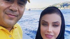 مهریه باور نکردنی صبا راد / درآمد میلیاردی صبا راد و شوهرش