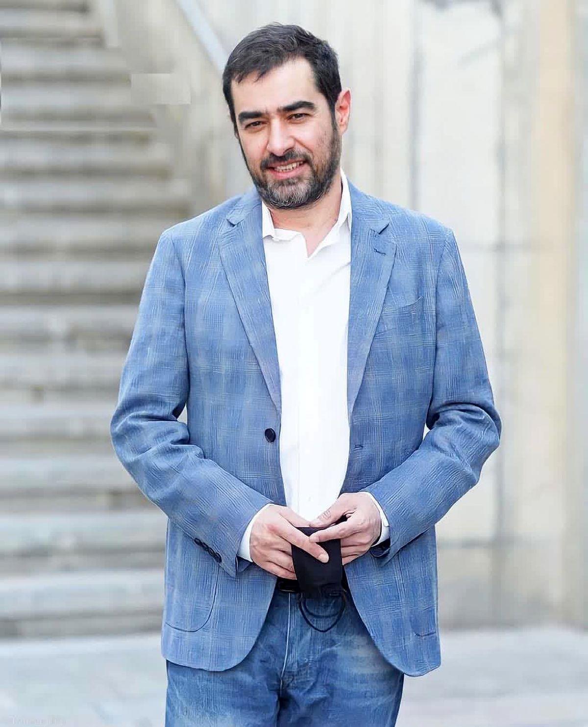 خوانندگی شهاب حسینی در برنامه همرفیق در قسمت پایانی