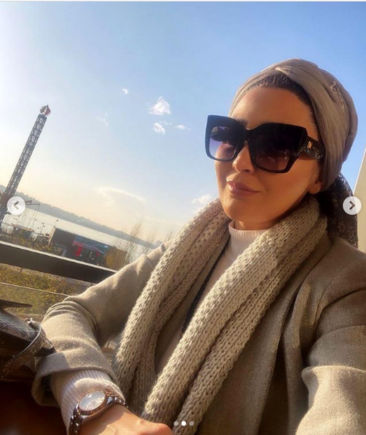 زندگی خصوصی مریم معصومی + عکس های مریم معصومی