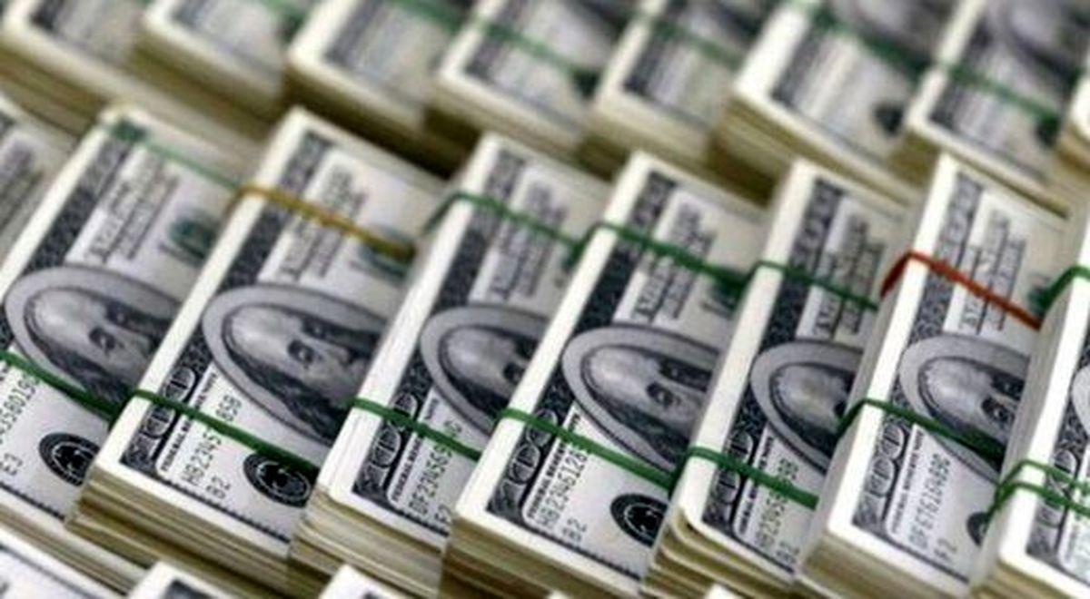 قیمت دلار در بازار آزاد  (۱۴۰۰/۰۴/۲۲) /  قیمت دلار بالا رفت + جدول