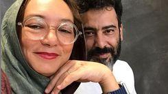 عکس جدید سحر ولدبیگی در کنار همسرش نیما