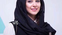 الناز حبیبی بعد از انصراف دو خانم بازیگر با علی انصاریان هم بازی شد!