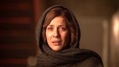 حاشیه های لباس سارا بهرامی در جشن فیلم جدیدش