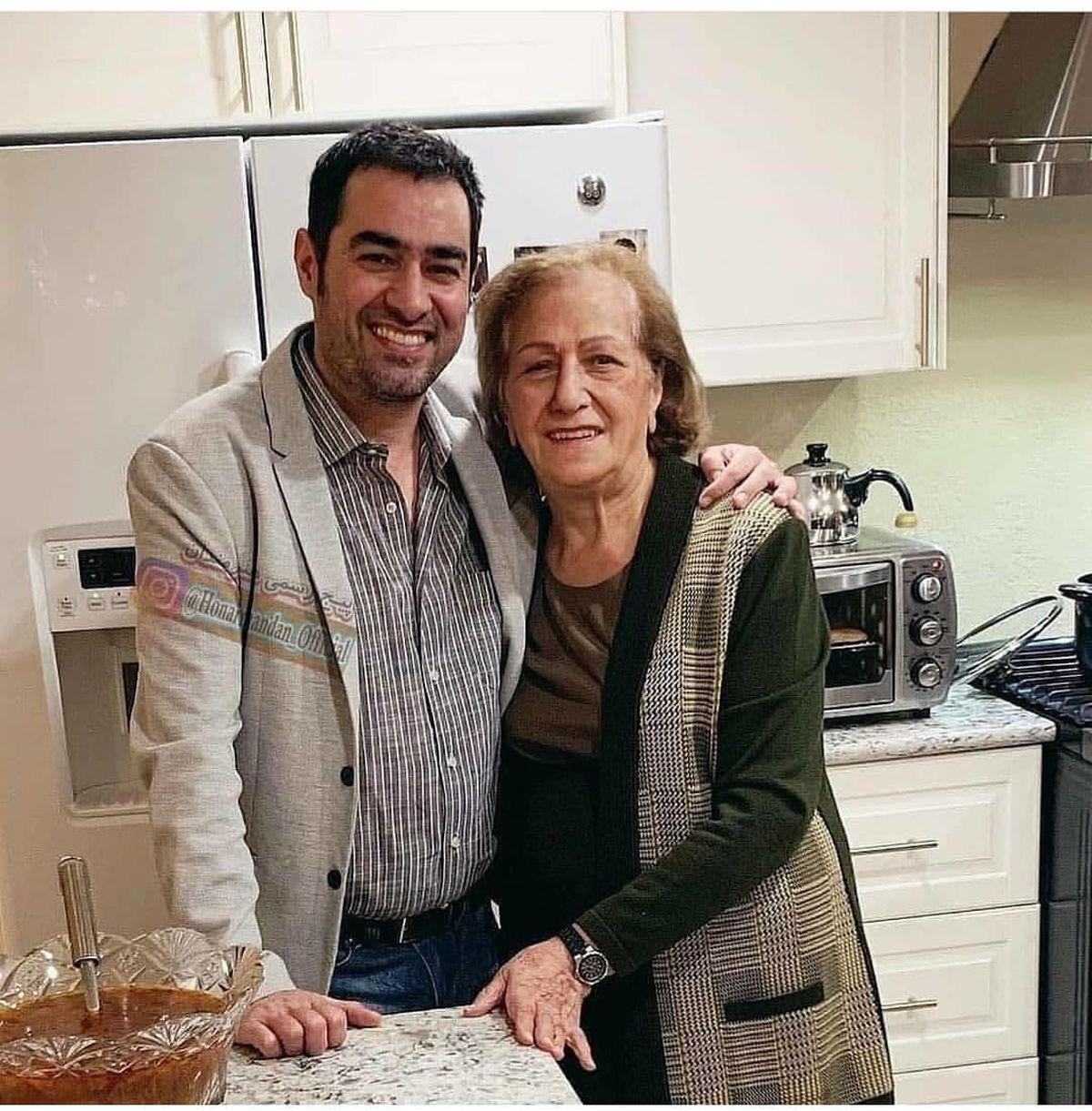 جوک خنده دار شهاب حسینی در برنامه همرفیق