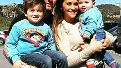 خوشحالی بی اندازه لیونل مسی از بابت قهرمانی در مسابقات کوپا