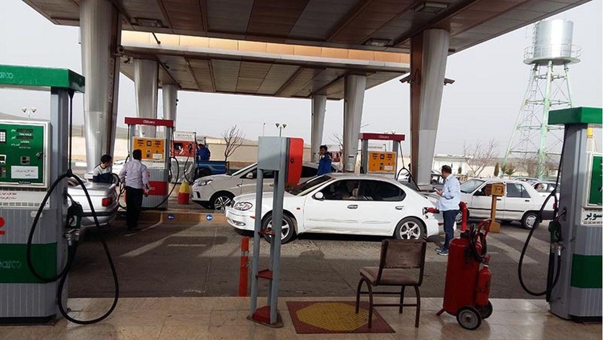 واریز سهمیه بنزین مهر ماه  این افراد 500 لیتر گرفتند