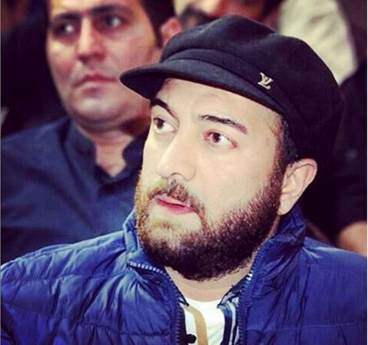 مجید صالحی و دوقلوهایش + تصاویر