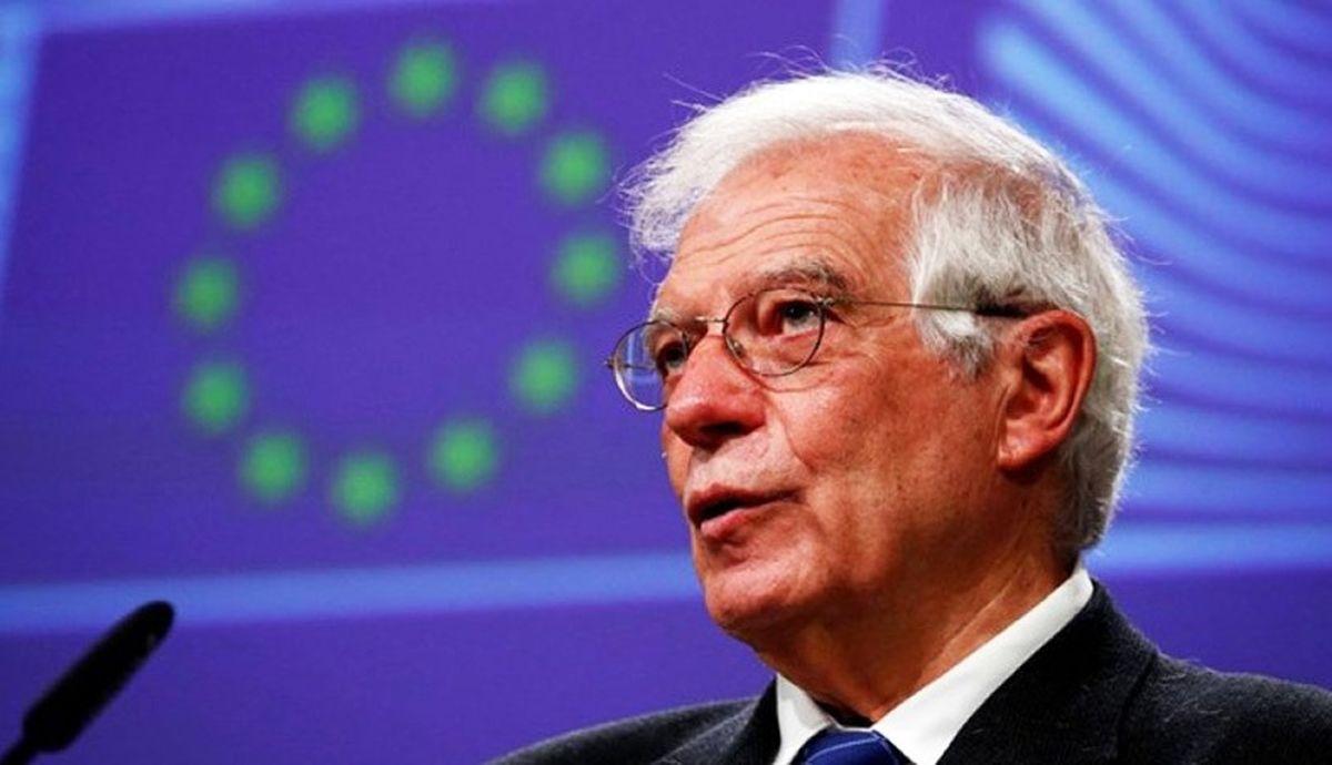 اروپا خواستار بازگشت سریع طرفین به مذاکرات شد