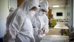 کرونا ویروس به رنگ آبی درآمد+ جزئیات