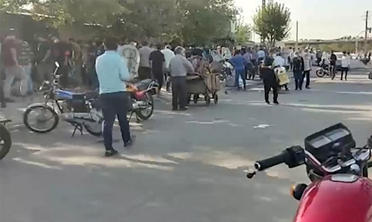 کرونا در دل منطقه 19 تهران / ویدئو هولناک