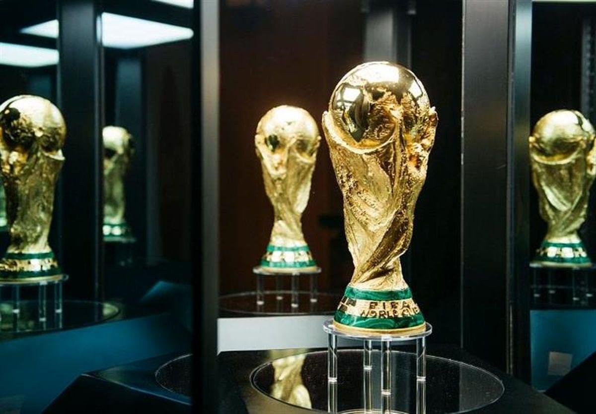 زمان قرعه کشی جام جهانی اعلام شد