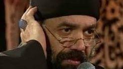 مداحی محمود کریمی در ایام فاطمیه
