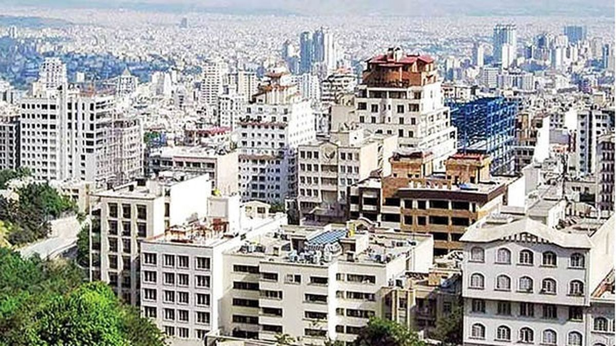 قیمت مسکن در تهران + جدول