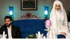 مصاحبه با پردیس پور عابدینی بازیگر نقش «راضیه» در آقازاده